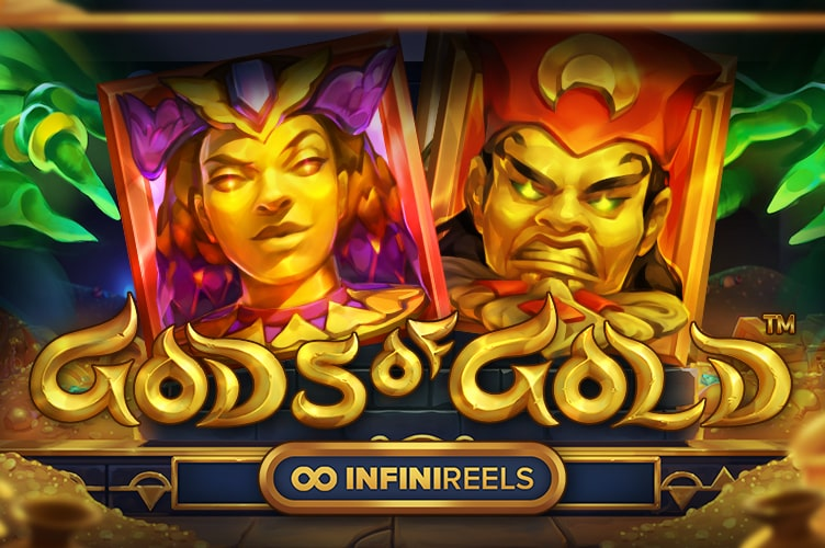 Gods of Gold INIFINIREELS slot thumbnail