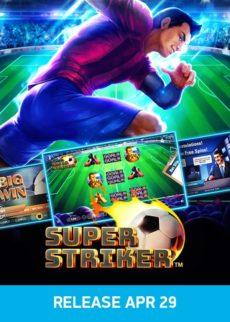 Try Super Striker Slot Now!