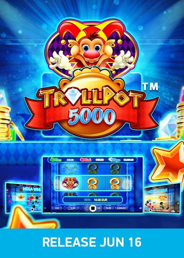 Try Trollpot 5000 slot Now!