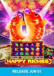 Try Happy Riches slot Now!