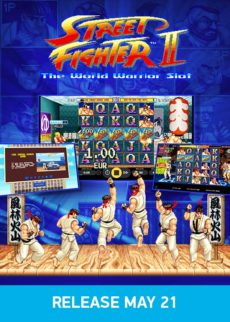 Try Street Fighter II: The World Warrior Slot Now!
