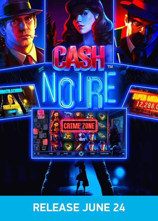 Try Cash Noir Slot Now!