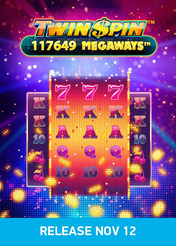 Try Twin Spin MegaWays Now!