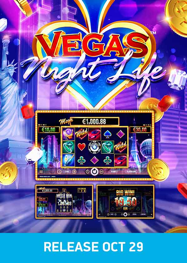 Try Vegas Night Life Now!