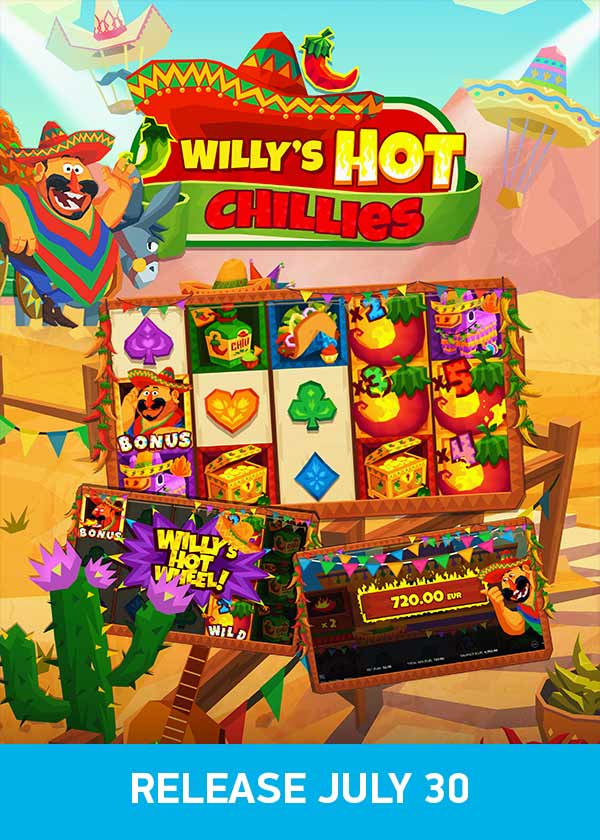 Try Willy's Hot Chillies Now!