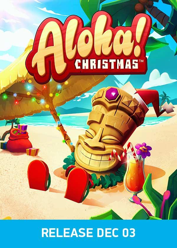 Try Aloha! Christmas Now!