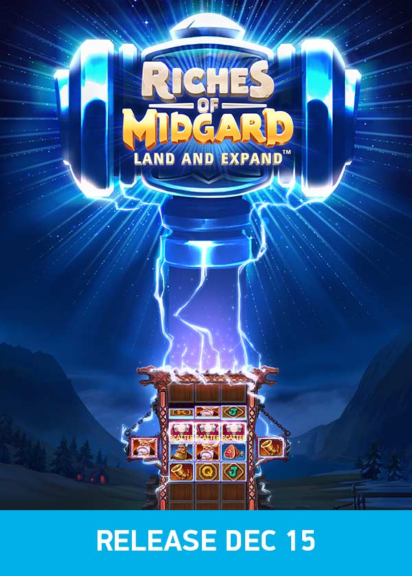 Try Riches of Midgard: Land and Expand Now!