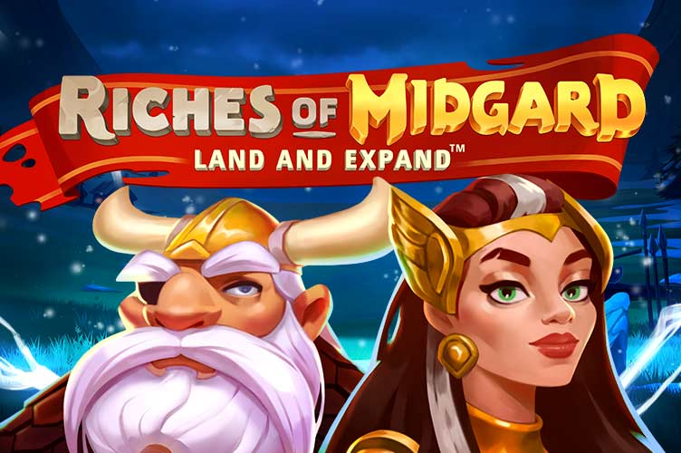 Riches of Midgard: Land and Expand Slot thumbnail