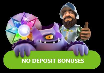 no deposit bonuses netent