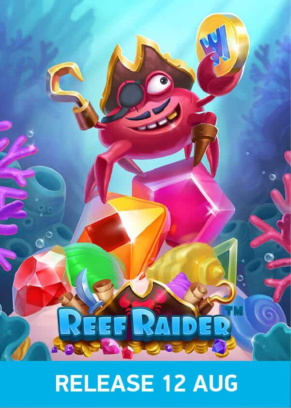 Try Reef Raider Now!