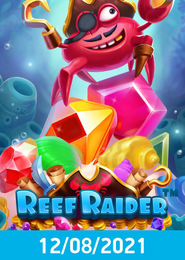 Try Reef Raider™ Now!