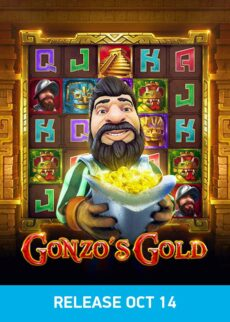Try Gonzo's Gold Now!